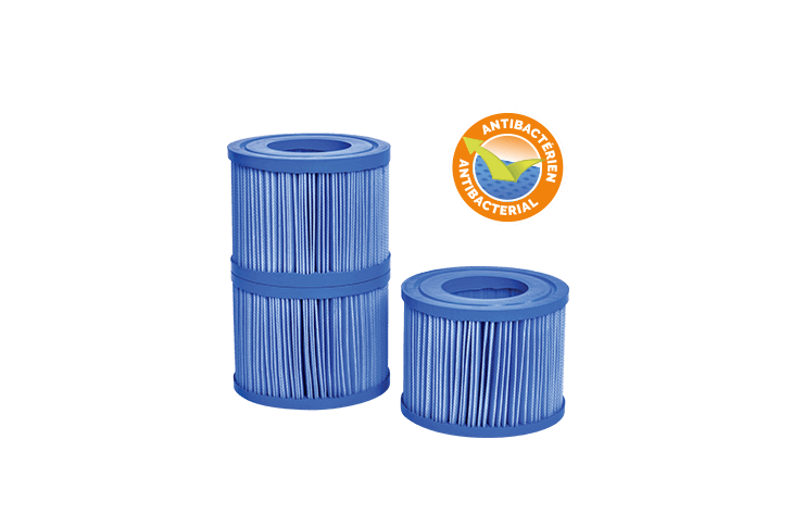Spa filter cartridge Bacti-Stop®